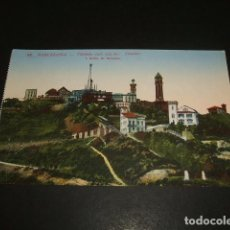 Postales: BARCELONA TIBIDABO CUMBRE. Lote 139235934