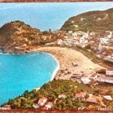 Postales: TOSSA DE MAR - GIRONA. Lote 139279282