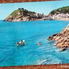 Postales: TOSSA DE MAR - GIRONA. Lote 139279346