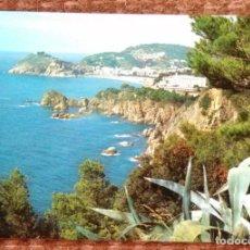 Postales: TOSSA DE MAR - GIRONA. Lote 139280170