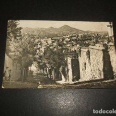 Postales: SAN BAUDILIO DE LLOBREGAT BARCELONA VISTA PARCIA. Lote 139354466