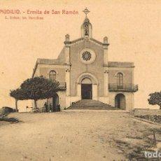 Postales: SAN BAUDILIO, ERMITA DE SAN RAMON, EDITOR: ROISIN Nº 1. Lote 139427854