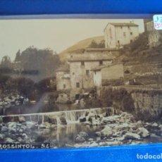 Postales: (PS-58110)POSTAL FOTOGRAFICA DE OLOT-ROSSINYOL. Lote 139429126