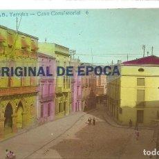Postales: (PS-58307)POSTAL FOTOGRAFICA DE TARRASA-CASA CONSISTORIAL.J.B.. Lote 139498706