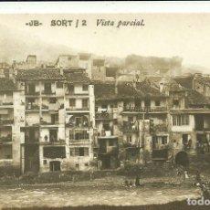 Postales: (PS-58347)POSTAL FOTOGRAFICA DE SORT-VISTA PARCIAL.J.B.. Lote 139538246