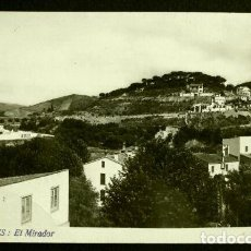 Postales: ORRIUS (BARCELONA) EL MIRADOR (DIFÍCIL) - ED. FOTO A. GÜELL - POSTAL CIRCULADA 6.08.1955. Lote 139551418