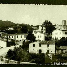 Postales: ORRIUS (BARCELONA) VISTA PARCIAL - (DIFÍCIL) - ED. FOTO A. GÜELL - POSTAL CIRCULADA. Lote 139551686
