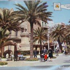 Postales: RECORD DE BADALONA - CIRCULADA FALTA SELLO-. Lote 139673670