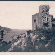 Postales: POSTAL TOSSA DE MAR - TORRE JOANAS I ESGLESIA VELLA - EDITORIAL FOTOGRAFICA. Lote 139885114