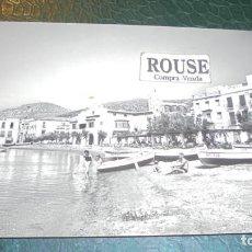 Postales: Nº 3282 COSTA BRAVA - PORT DE LA SELVA . PLAYA - SOBERANAS FOTO ALFONSO - 15X10 CM. . Lote 140008346