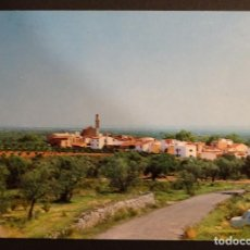 Postales: BOTARELL ( TARRAGONA ), VISTA GENERAL, POSTAL CIRCULADA. . Lote 140024578