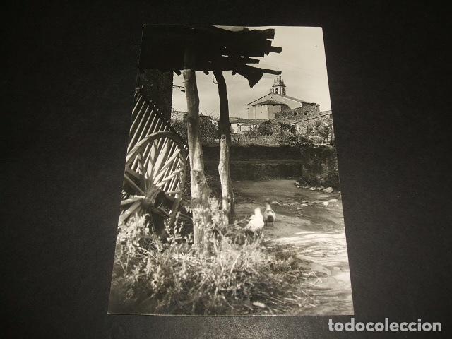 CELRÁ GERONA GIRONA RINCON TIPICO Y CAMPANARIO (Postales - España - Cataluña Antigua (hasta 1939))