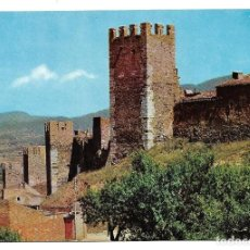 Postales: MONTBLANC Nº 7 TORRES DE BALUARD .- EDI. CENTRO INICIATIVAS Y TURISMO 1966. Lote 140303846