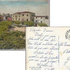 Postales: POSTAL CASSA DE LA SELVA (GIRONA) - PLAZA GENERAL FRANCO - EXCL. CASA ARPA. Lote 140332490