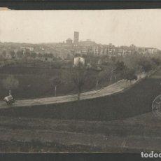 Postales: TARREGA - VISTA GENERAL - FOTOGRAFICA ROISIN -POSTAL ANTIGUA-(54.318). Lote 140425970