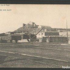 Postales: TARREGA - VISTA DE SAN ELOY - 95 JOSE CLAVEROL -POSTAL ANTIGUA-(54.319). Lote 140426098