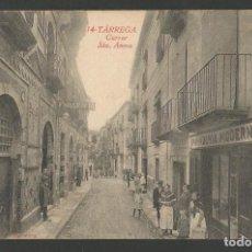 Postales: TARREGA - CARRER SANTA ANNA - 14 - ROISIN -POSTAL ANTIGUA-(54.321). Lote 140426354