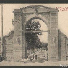 Postales: TARREGA - CARRETERA D' AGRAMUNT - ATV 3420 -POSTAL ANTIGA-(54.325). Lote 140426898