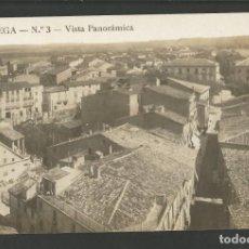 Postales: TARREGA - PANORAMICA - 3 - FOTOGRAFICA LLIB· GÜELL -POSTAL ANTIGA-(54.326). Lote 140427026