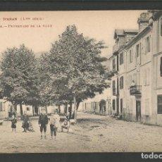 Postales: VIELLA - PROMENADE DE LA VILLE -POSTAL ANTIGA-(54.334). Lote 140427998