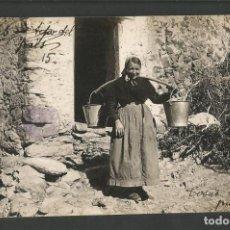 Postales: TOSAS - TIPUS DEL PAIS - FOTOGRAFICA -POSTAL ANTIGA-(54.338). Lote 140428474
