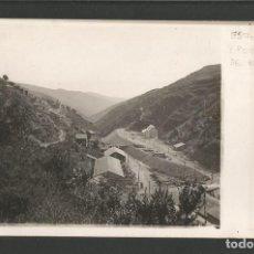 Postales: TOSAS - ESTACIO - FOTOGRAFICA -POSTAL ANTIGA-(54.339). Lote 140428614
