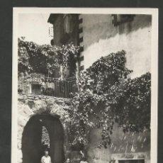 Postales: VILANOVA DE MEYA - PORTAL D'AJOS - 3 EDITORIAL FOTOGRAFICA -MEIA-POSTAL ANTIGA-(54.341). Lote 140428818