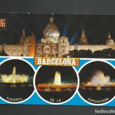 Postales: POSTAL CIRCULADA - BARCELONA 279 - EDITA ESCUDO DE ORO. Lote 140454038