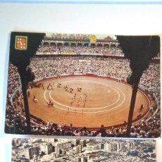Postales: PLAZA DE TOROS MONUMENTAL DE BARCELONA AÑOS 60. Lote 140488430