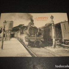 Postales: MARTORELL BARCELONA ESTACION FERROCARRIL DE M. Z. A.. Lote 193307115