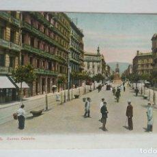 Postales: RAMBLA CATALUNYA BARCELONA Nº4. Lote 140701234