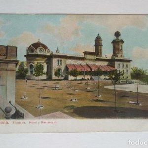 TIBIDABO HOTEL Y RESTAURANT BARCELONA Nº1