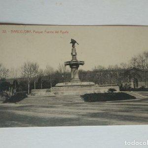 Parque fuente del Águila Barcelona 22