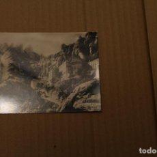 Postales: POSTAL ANTIGUA BARCELONA, MONTSERRAT, CIRCULADA. Lote 140743070