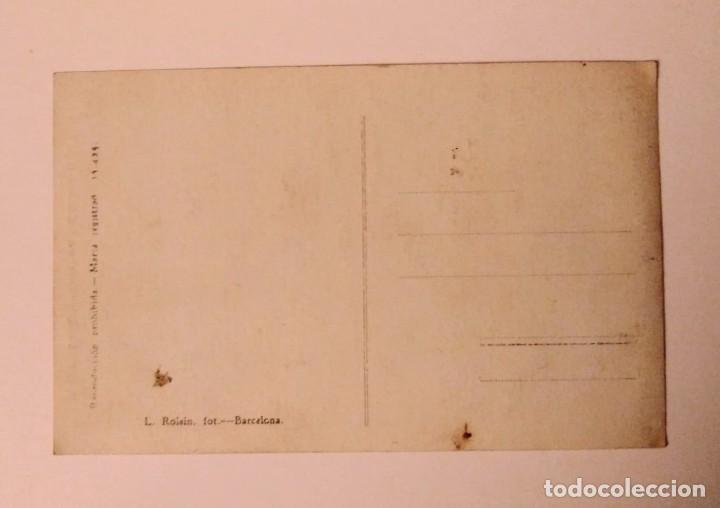 Postales: Barcelona Iglesia de nostra senyora de Betlem (S.XVII) - Foto 2 - 140780518