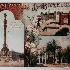 Recuerdo de Barcelona