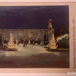 Exposición Internacional de Barcelona 1929