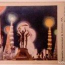 Postales: EXPOSICIÓN INTERNACIONAL DE BARCELONA 1929 PLAZA DEL UNIVERSO. Lote 140782338