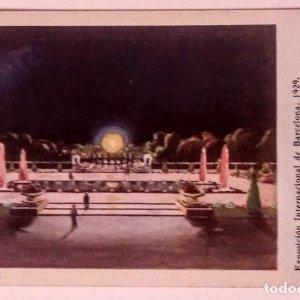 Exposición Internacional de Barcelona 1929 Palacio nacional