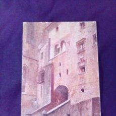 Postales: POSTAL GERONA CATALUÑA ARTÍSTICA N°8 PALACIO EPISCOPAL FÉNIX SIN CIRCULAR. Lote 140782938