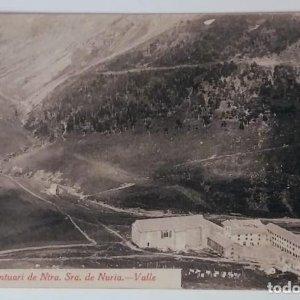 1920 Santuari de Nostra Senyora de Nuria Valle Circulada