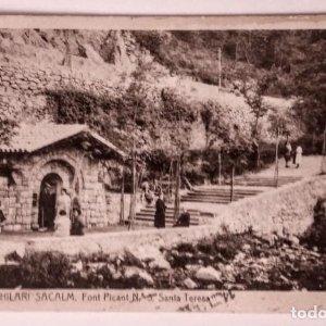 SANT HILARI DE SACALM Font Picant Santa Teresa Circulada