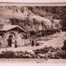Postales: SANT HILARI DE SACALM FONT PICANT SANTA TERESA CIRCULADA. Lote 140846294