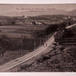 San Pedro de Vilamajor Sant Pere de Vilamajor Carretera sin circular