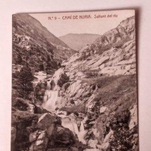 camí de Núria Salant del riu