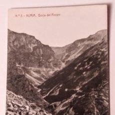 Postales: NURIA GORJA DEL FRESER. Lote 140847606