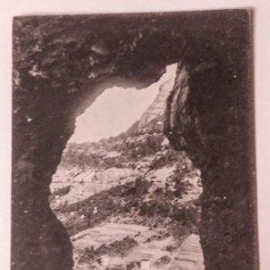 SANT LLORENÇ DE MUNT Can Pobl des de la Roca Foradada