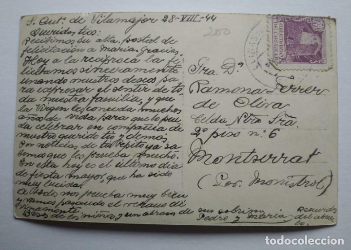 Postales: 1944 Sant Antoni De Vilamajor. Carrer Nou. C. Mauri. Circulada - Foto 3 - 140851302