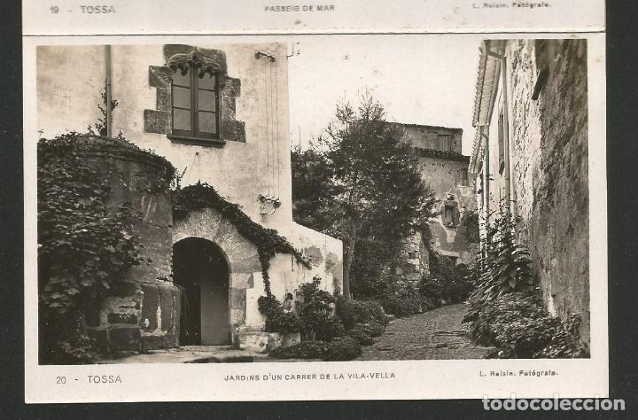 Postales: TOSSA DE MAR - 10 POSTALS - P27977 - Foto 5 - 140877362