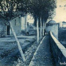 Postales: TÁRREGA - MURALLA. Lote 140886638
